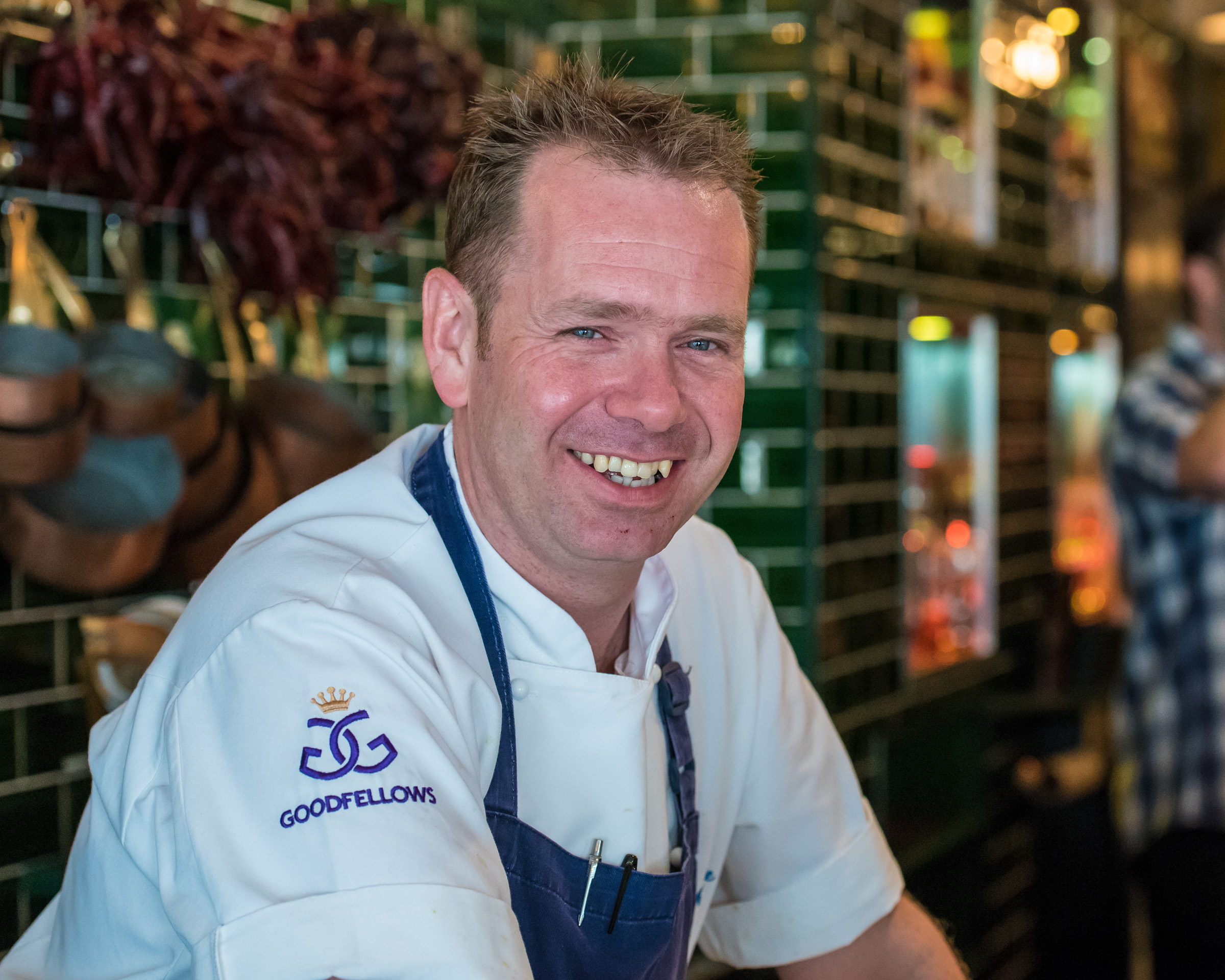 Guest Chefs 2017 starts in February with Simon McKenzie from Guernsey